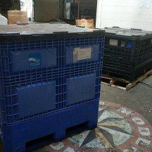 UGA pallet boxes