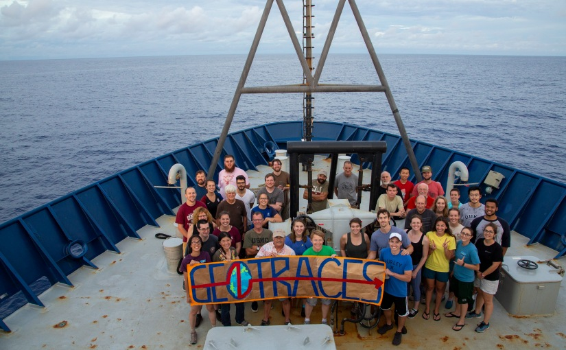 Images from Leg 2- Hilo, HI to Papeete, Tahiti – Part2